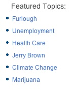 Featured topics