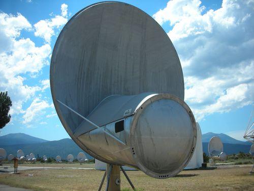 Antenna close-up