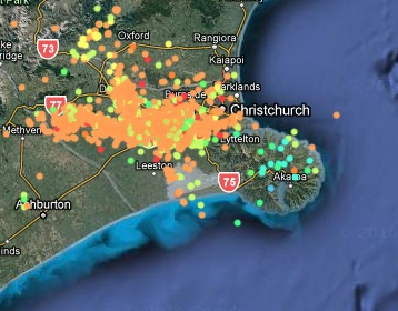 Christchurch-earthquakes